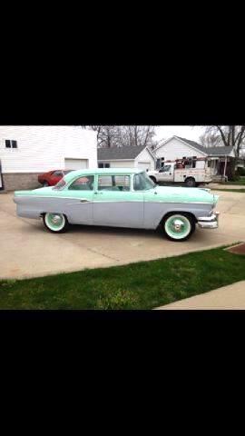 1956 Ford Custom