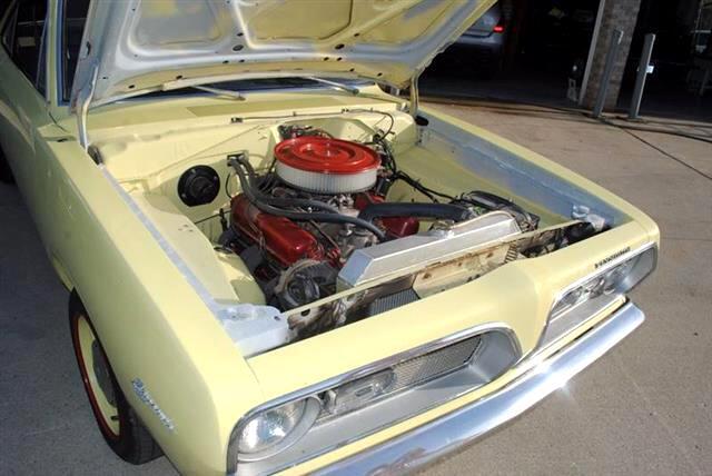 1969 Plymouth Barracuda