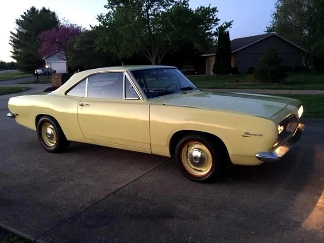 Plymouth Barracuda  1969