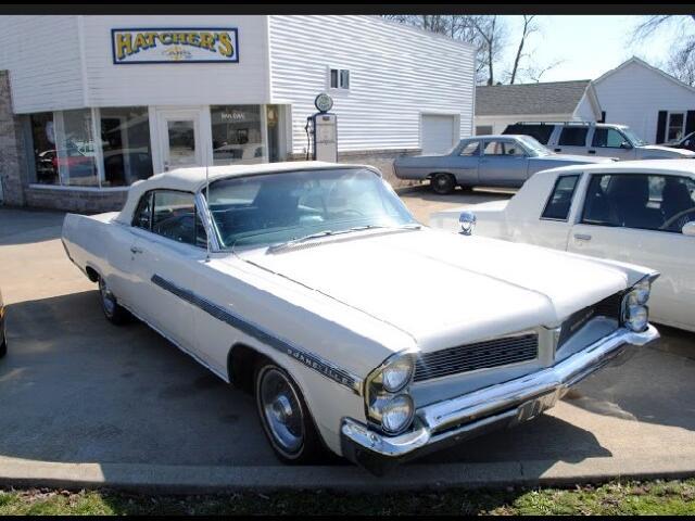 1963 Pontiac Bonneville CONVERTABLE
