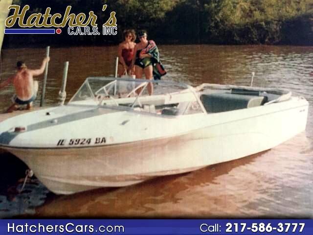 1967 Boat Marine Mark Twain