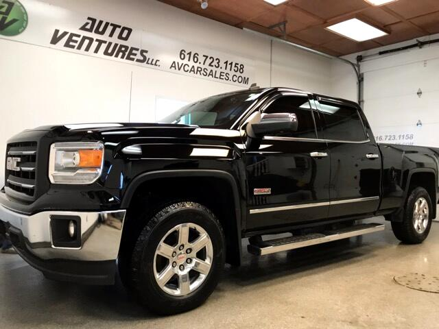 2014 GMC Sierra 1500 SLE Crew Cab 4WD 6.5-ft. Bed