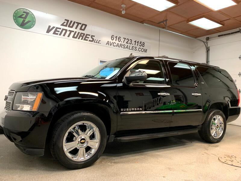 2009 Chevrolet Suburban LTZ 4WD