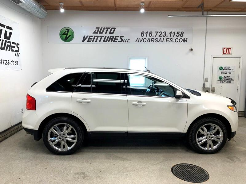 2011 Ford Edge Limited 4WD
