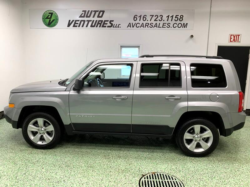 Jeep Patriot 4WD 4dr High Altitude 2014
