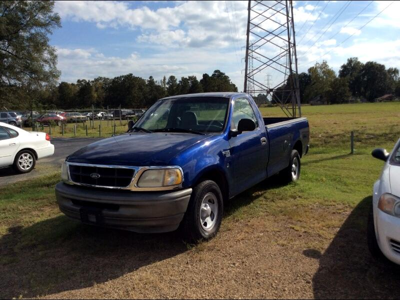 1998 Ford F-150 XL Reg. Cab Short Bed 2WD