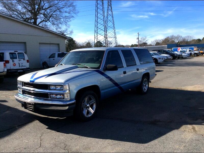 Chevrolet Suburban 1500 1996