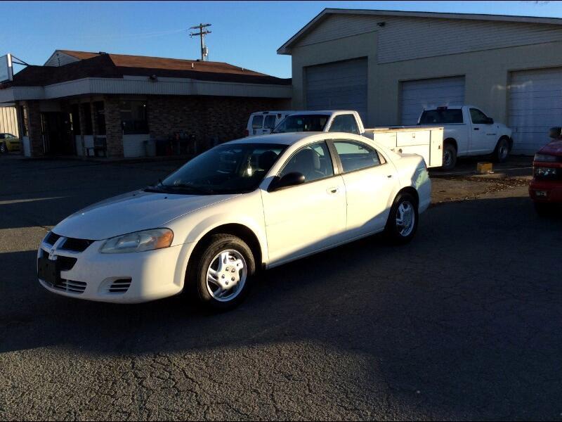 Dodge Stratus 4dr SXT 2006