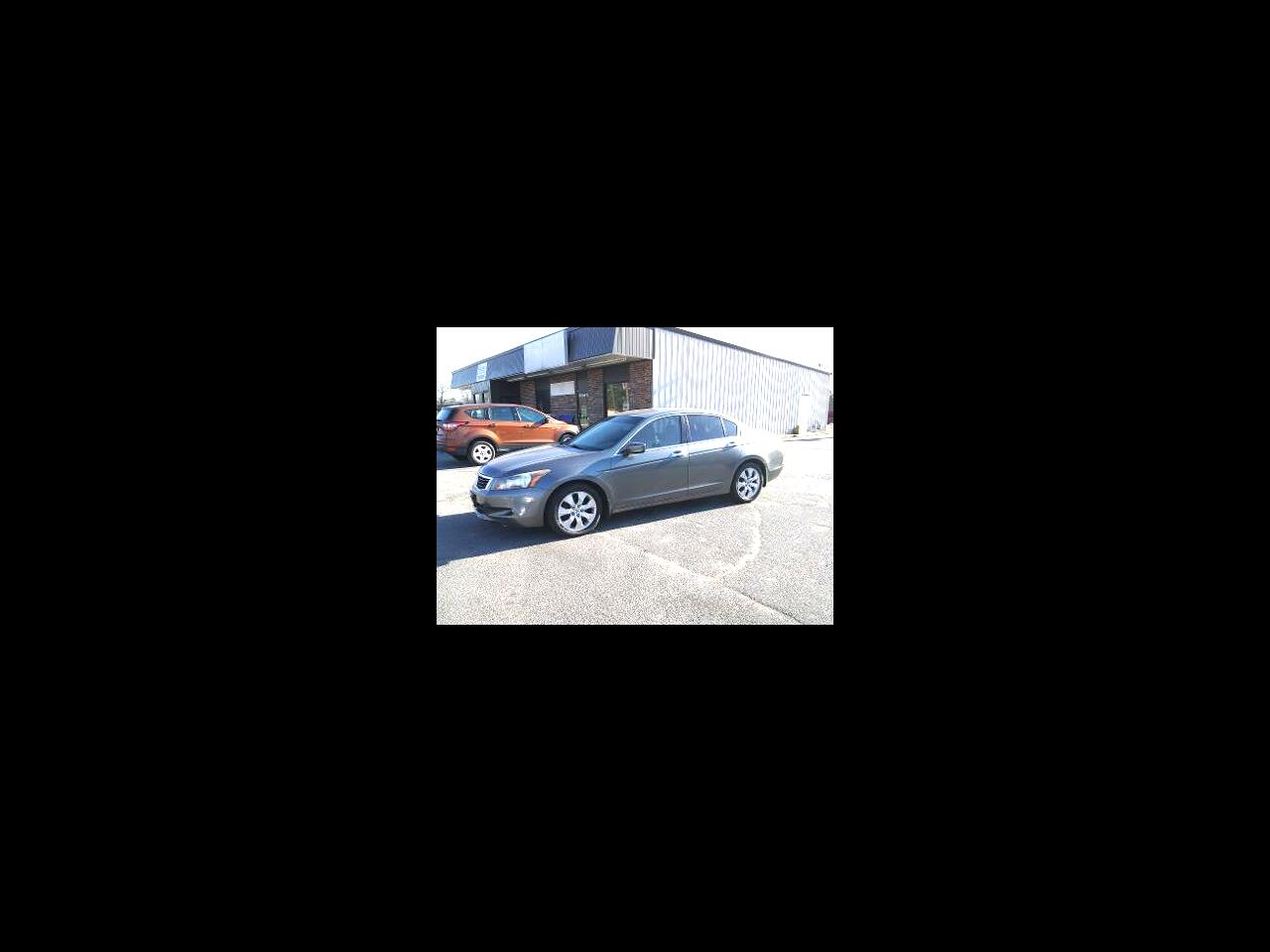 Honda Accord Sdn 4dr V6 Auto EX-L 2008