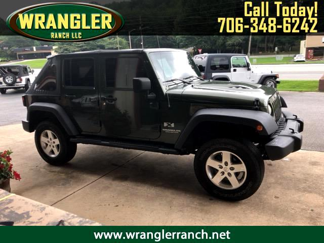 2007 Jeep Wrangler Unlimited Sport