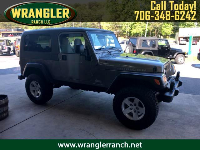 2006 Jeep Wrangler Unlimited Rubicon 4x4
