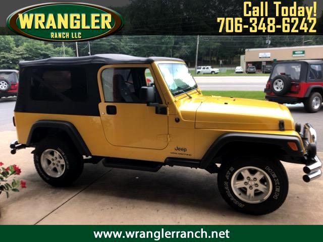 2006 Jeep Wrangler Unlimited Unlimited