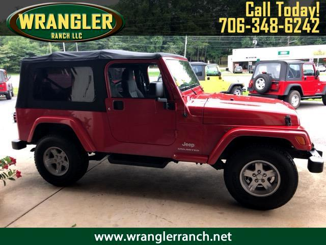 2004 Jeep Wrangler Unlimited Unlimited