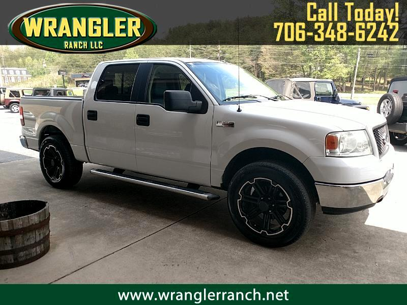 2005 Ford F-150 XLT 2WD SuperCrew 5.5' Box