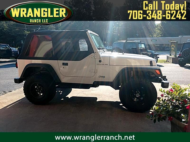 1998 Jeep Wrangler 2dr Laredo Model