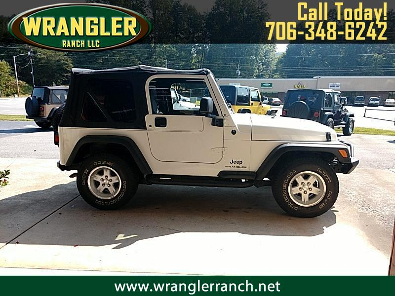 2005 Jeep Wrangler 4WD 2dr Backcountry *Ltd Avail*