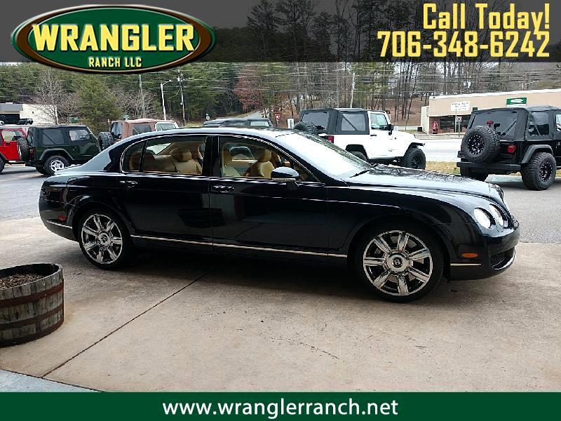 Bentley Continental Flying Spur 4dr Sdn AWD 2007
