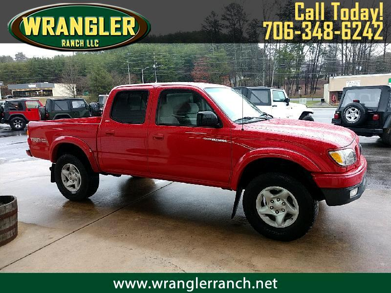 Toyota Tacoma PreRunner Double Cab V6 2WD 2003