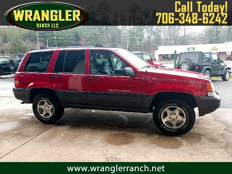 Jeep Grand Cherokee TSi 4WD 1998