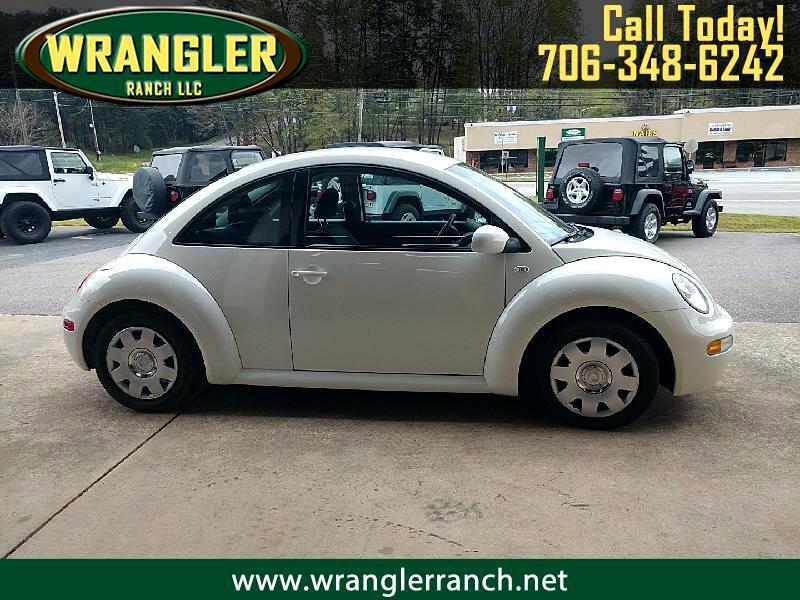 Volkswagen New Beetle GL 2002