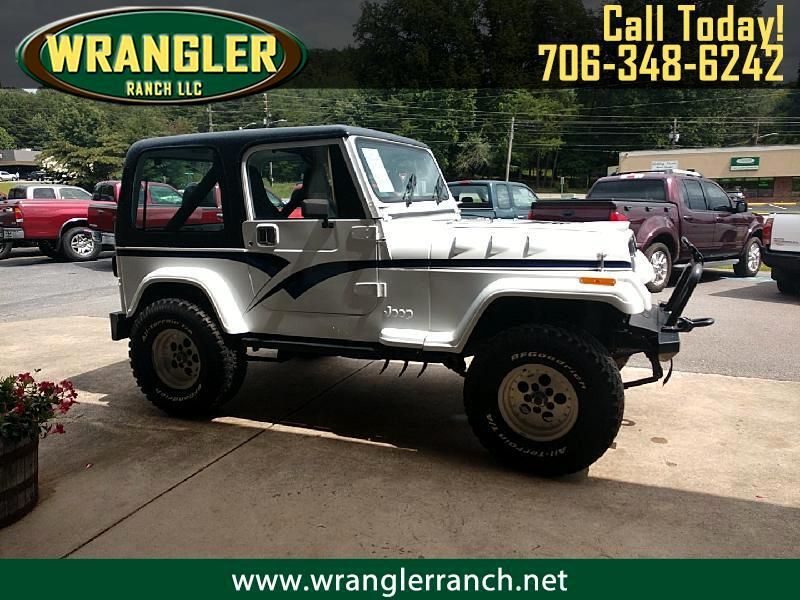 Jeep Wrangler Hard Top 1988