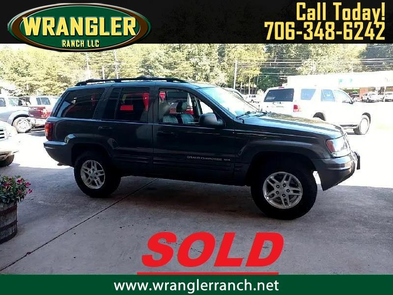 Jeep Grand Cherokee Laredo 2WD 2004