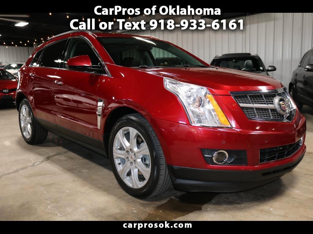 2011 Cadillac SRX AWD Turbo Premium Collection