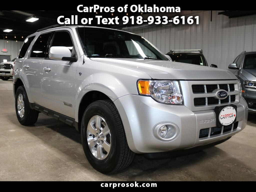 2008 Ford Escape Limited FWD V6