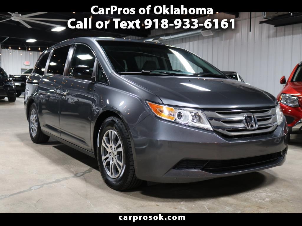 2012 Honda Odyssey EX L FWD Used Cars In Tulsa, OK 74145