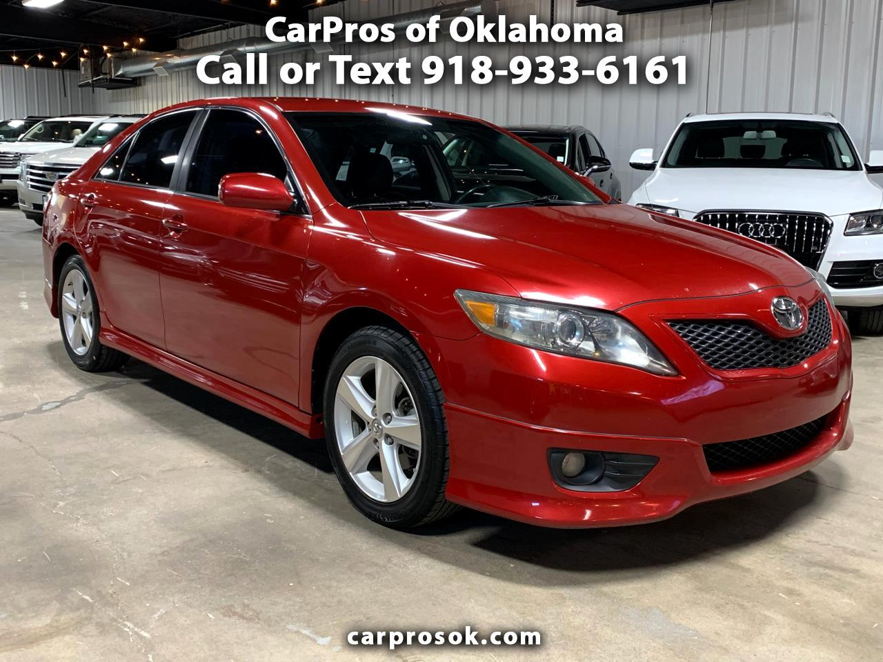 2010 Toyota Camry 2014.5 4dr Sdn I4 Auto SE Sport (Natl)