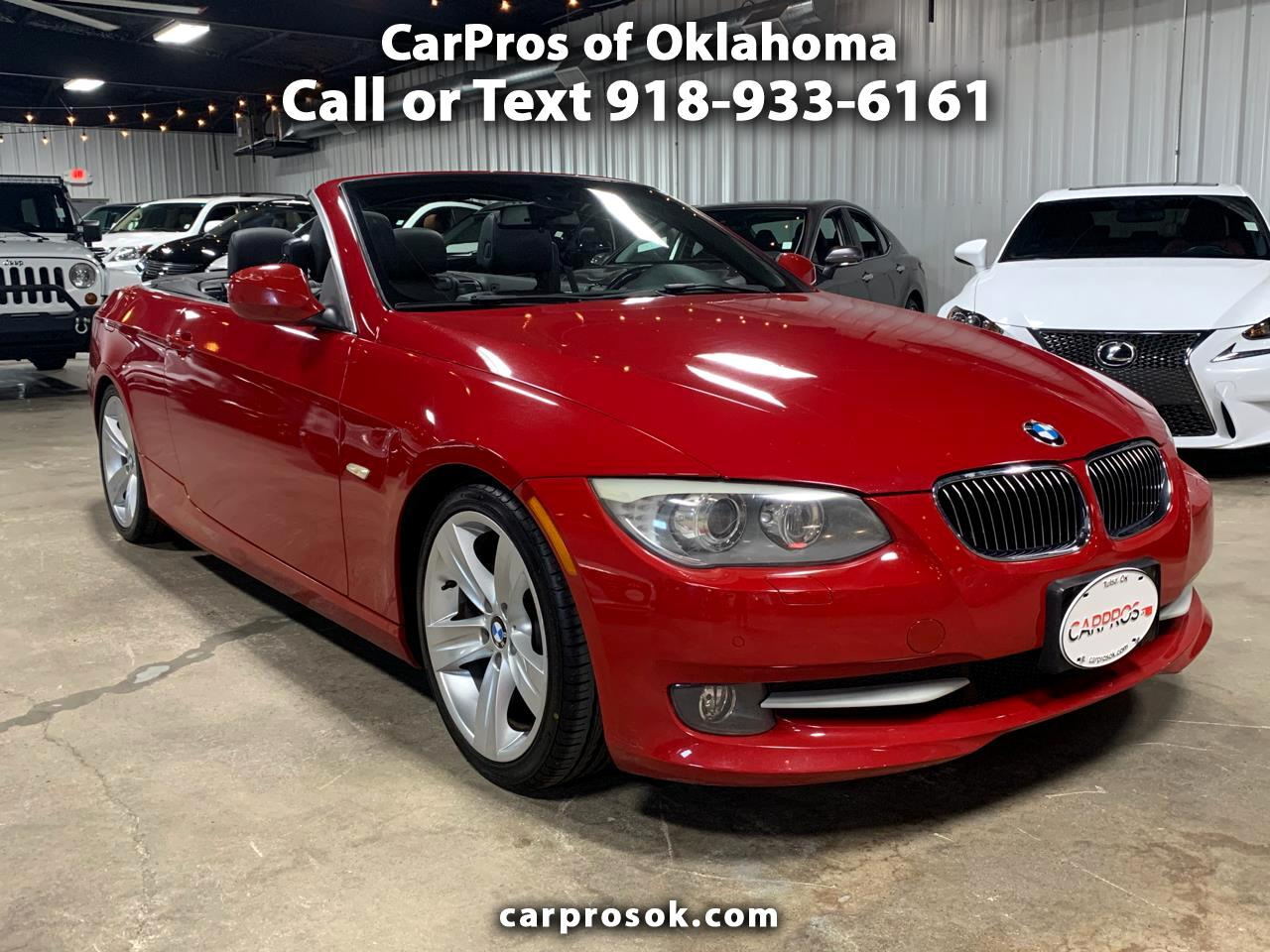 2011 BMW 3 Series 328i Convertible