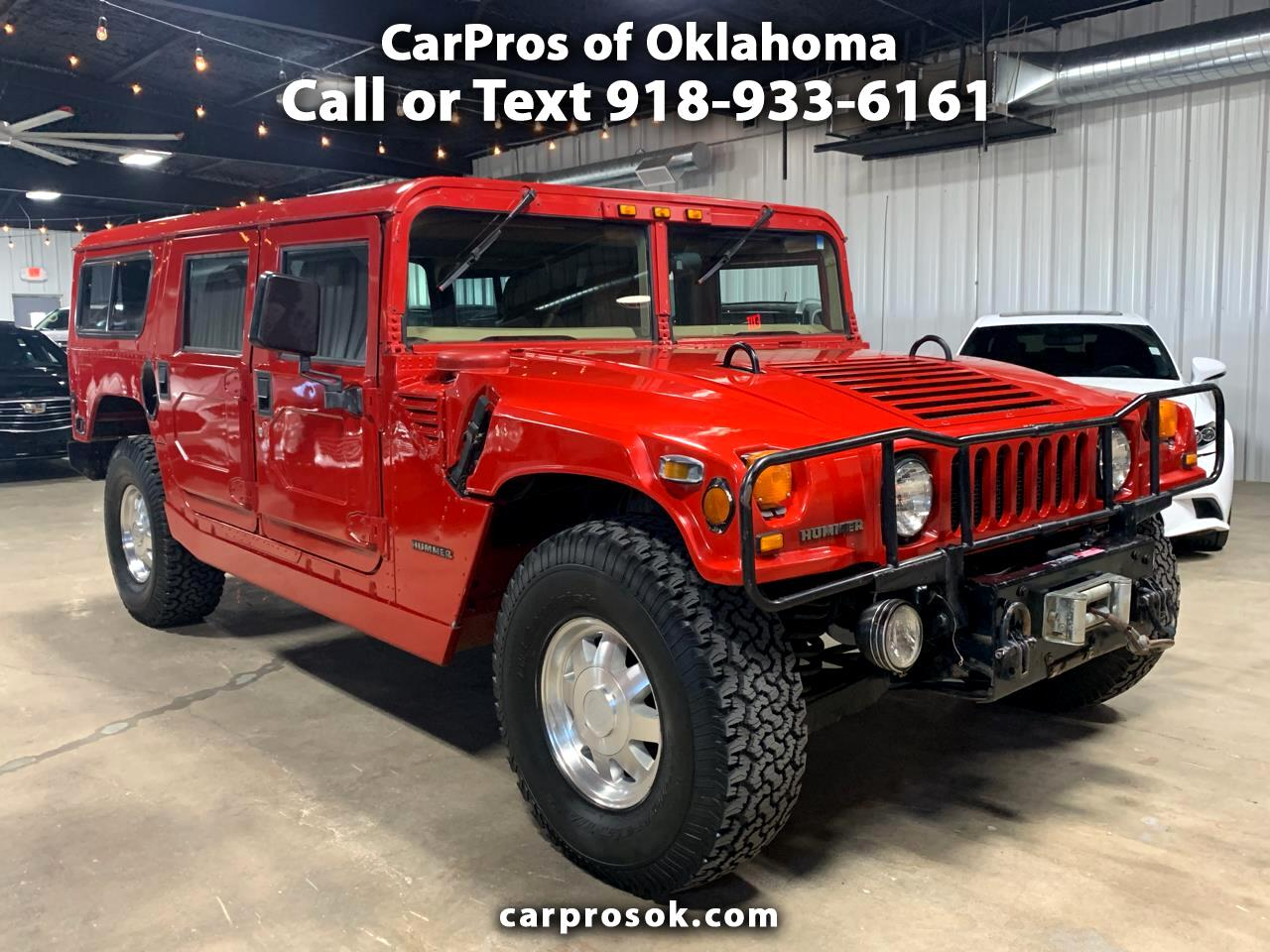 1994 AM General Hummer 4dr Wagon