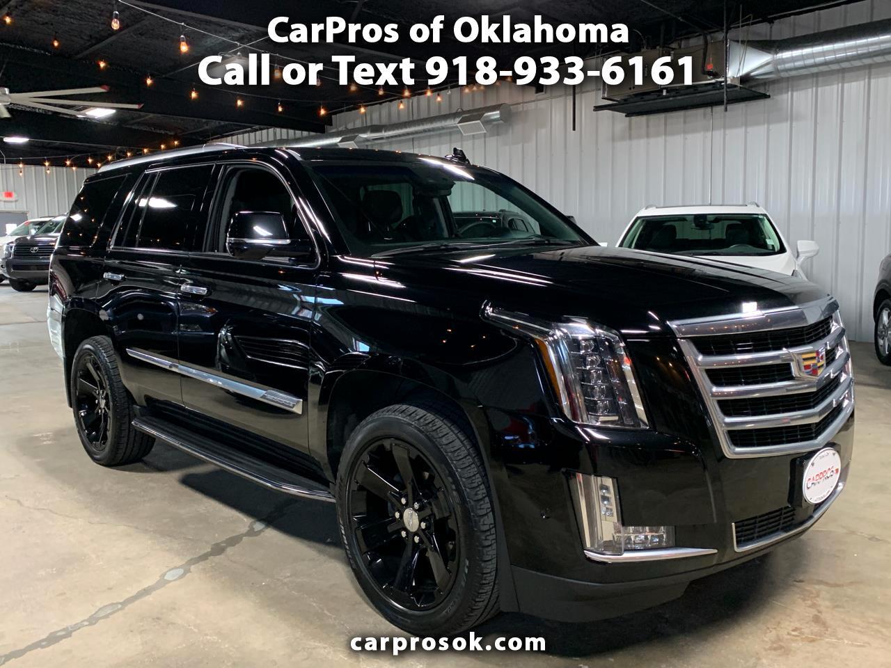 Cadillac Escalade 4WD 4dr Premium Luxury 2017
