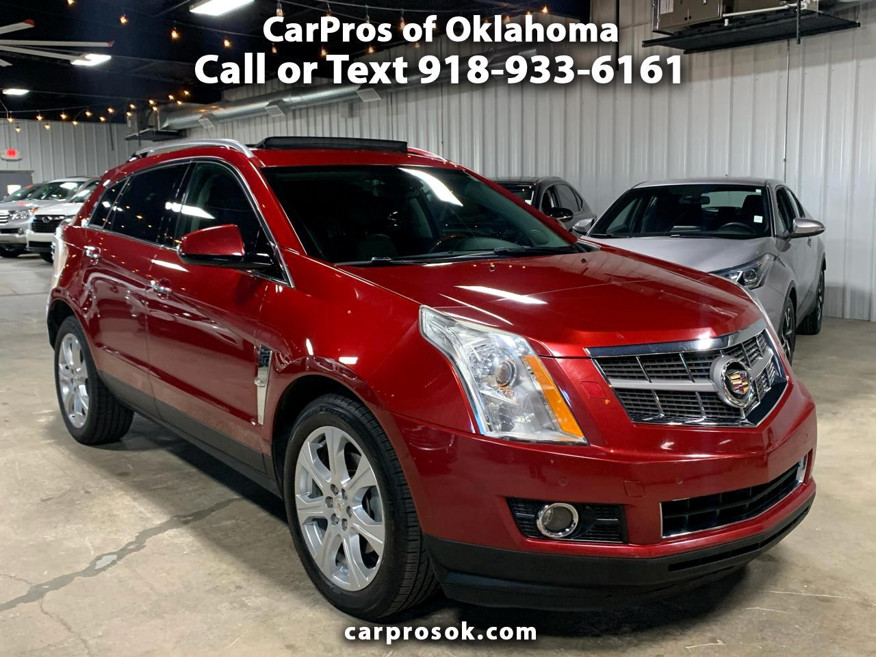 Cadillac SRX AWD 4dr Turbo Premium Collection *Ltd Avail* 2011