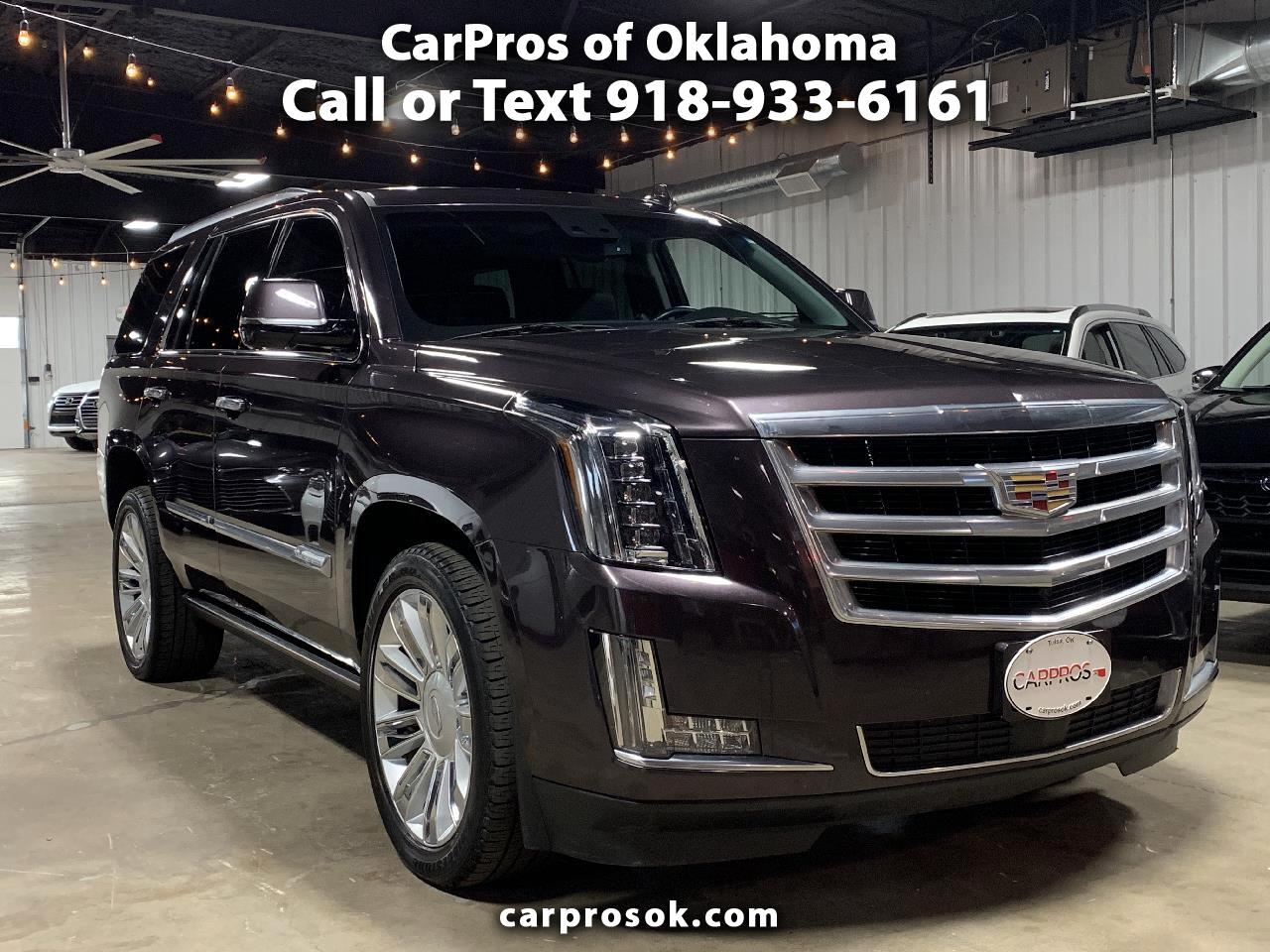 Cadillac Escalade 2WD 4dr Premium Collection 2016