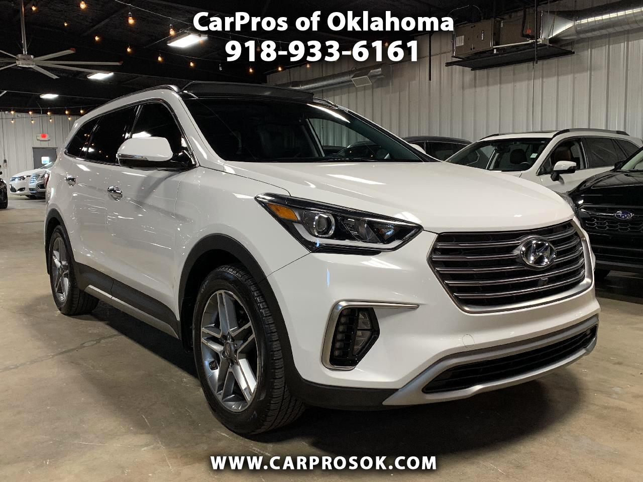 Hyundai Santa Fe XL Limited Ultimate FWD 2019