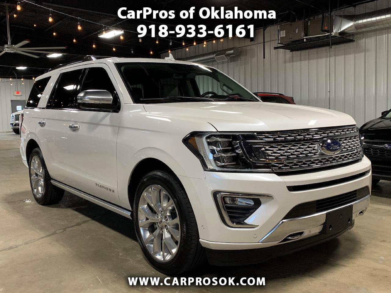 Ford Expedition Platinum 4x4 2019