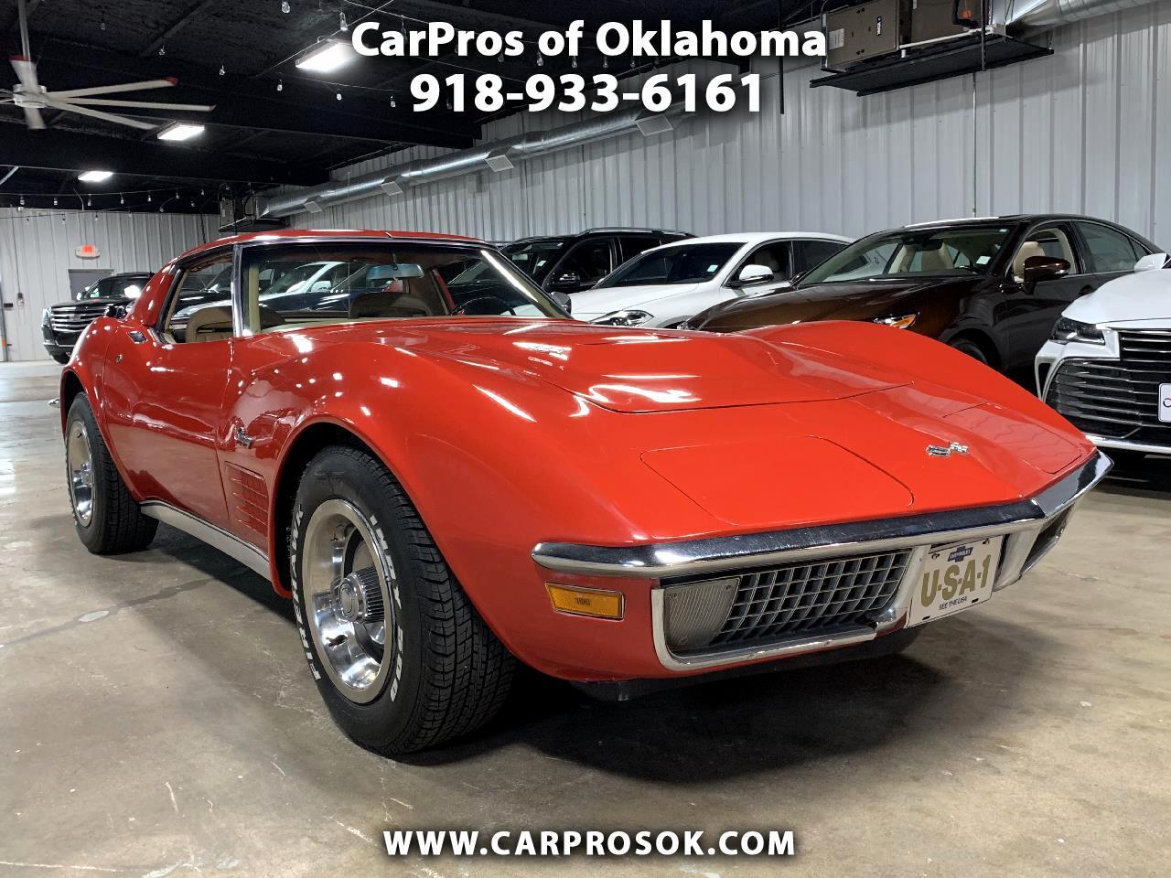 Chevrolet Corvette Stingray 1970