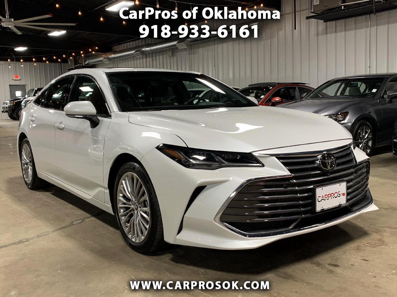 Toyota Avalon Limited 2019