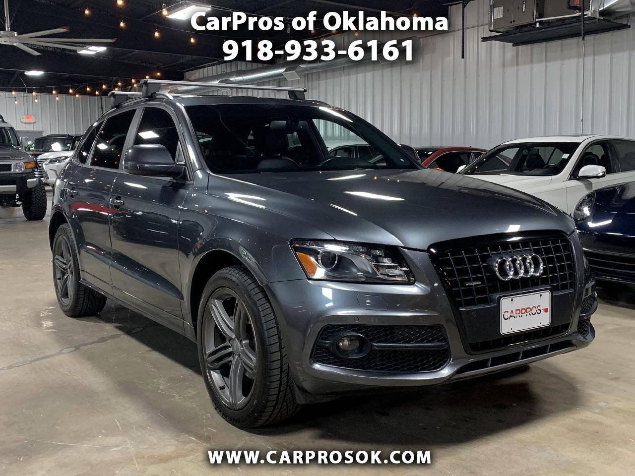 Audi Q5 quattro 4dr 3.2L Premium Plus 2012