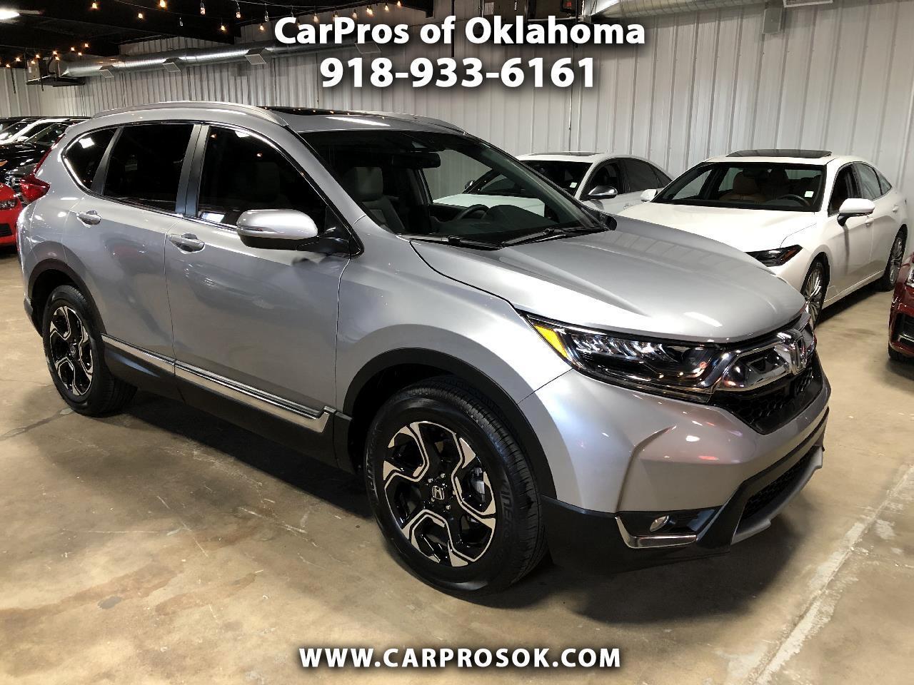 Honda CR-V Touring AWD 2018