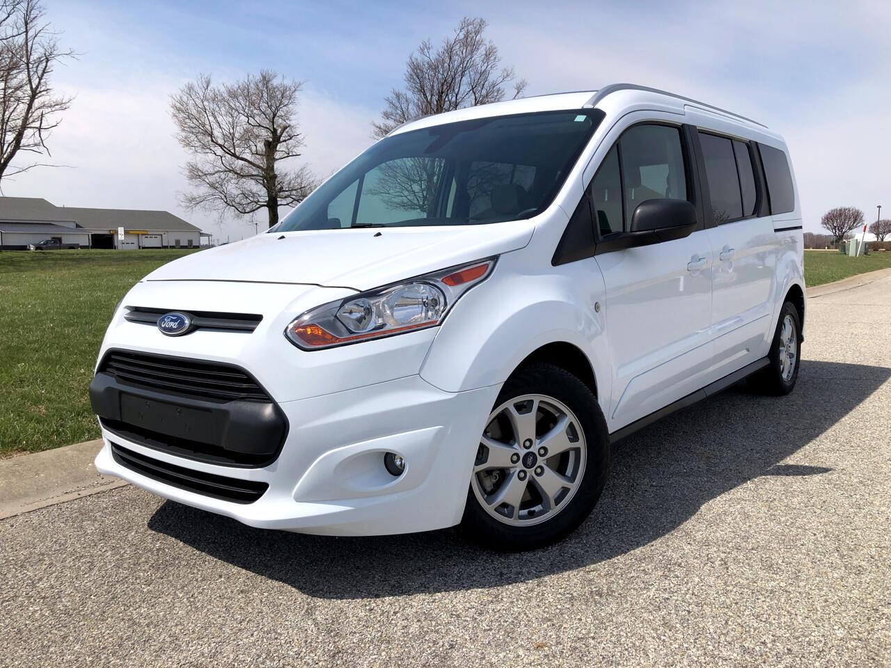 2016 Ford Transit Connect Wagon XLT w/Rear Liftgate LWB