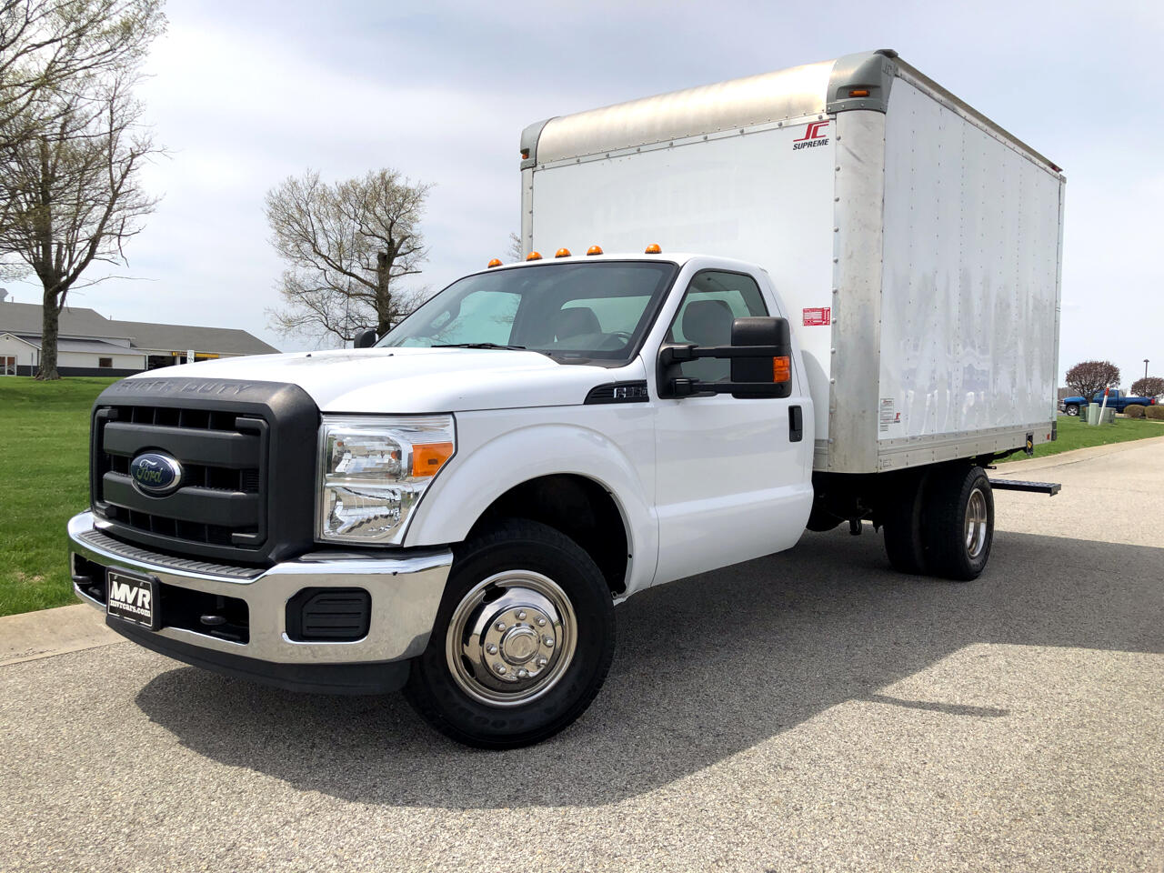 2013 Ford F-350 SD XL DRW 2WD