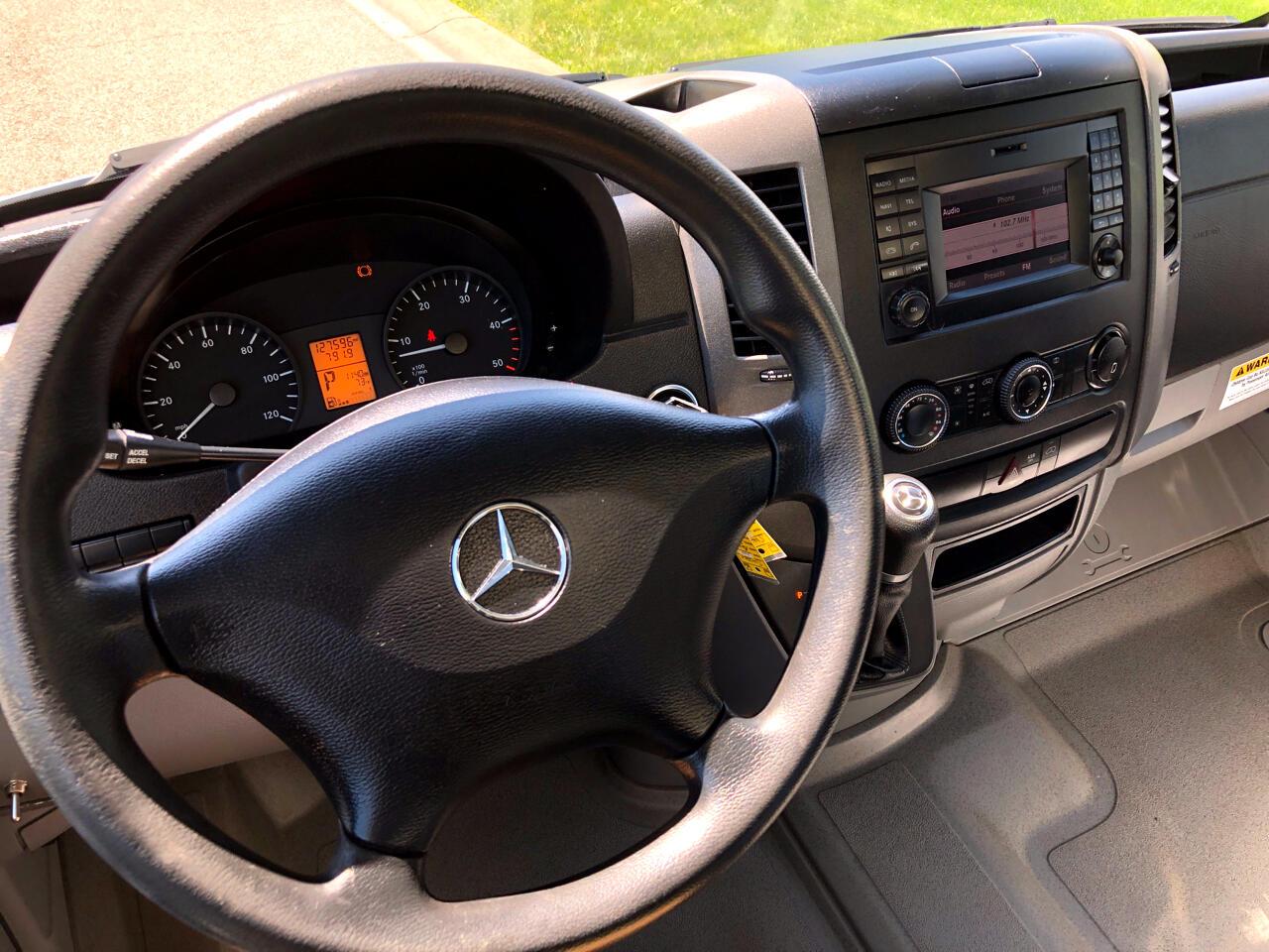 2014 Mercedes-Benz Sprinter 3500 170-in. WB