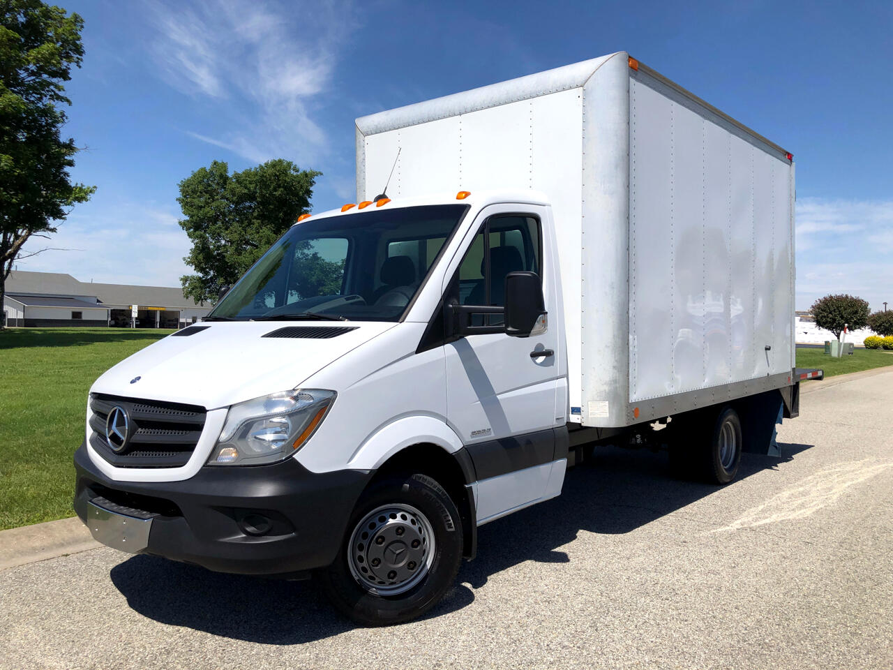 2014 Mercedes-Benz Sprinter 3500 170-in. WB
