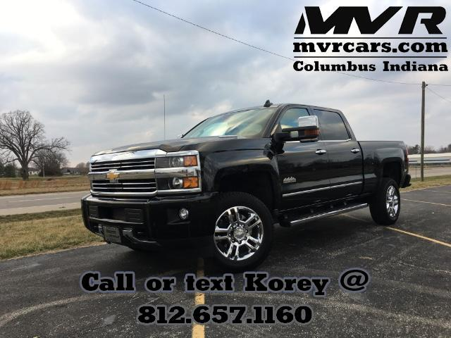 2016 Chevrolet Silverado 2500HD High Country 4WD