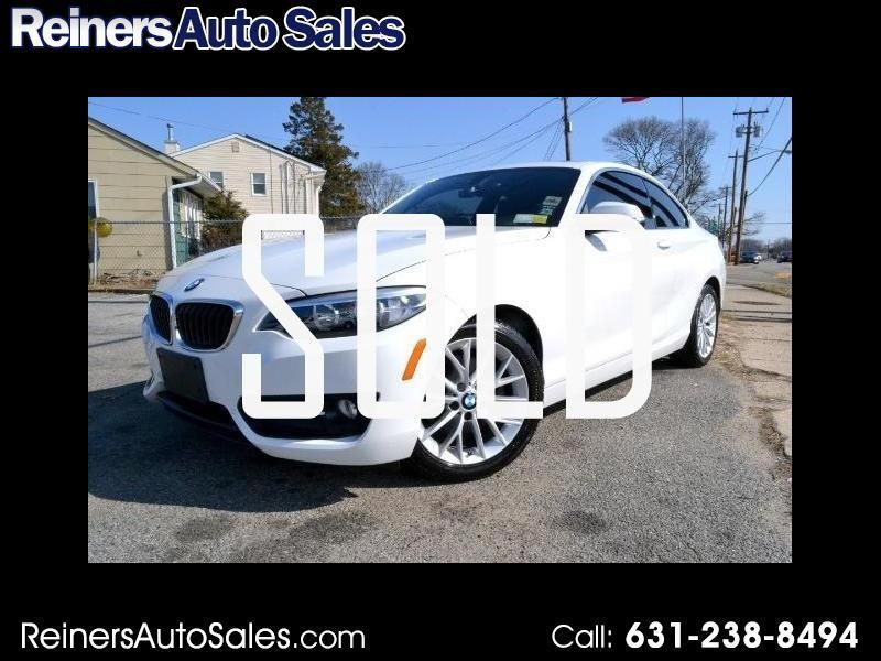 2016 BMW 2-Series 228XI