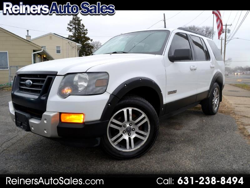 2007 Ford Explorer Ironman Edition