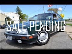 1992 Jaguar XJ Sedan