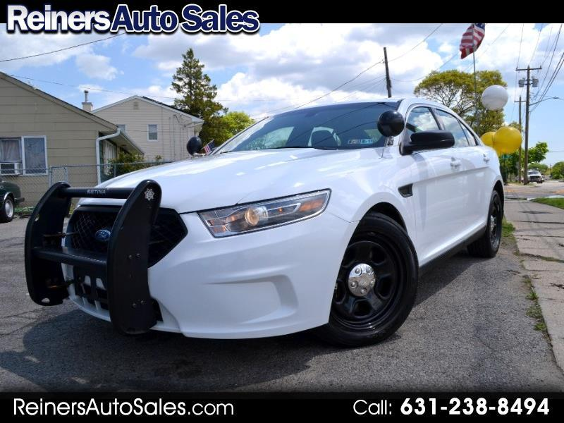 Used 2015 Ford Taurus Police Interceptor Awd For Sale In West